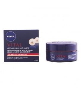 Crème régénératrice anti-âge Vital Night Nivea