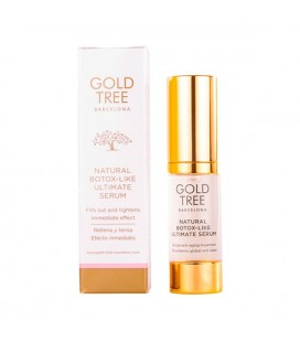 Sérum visage Natural Botox Gold Tree Barcelona