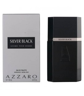 Parfum Homme Silver Black Azzaro EDT