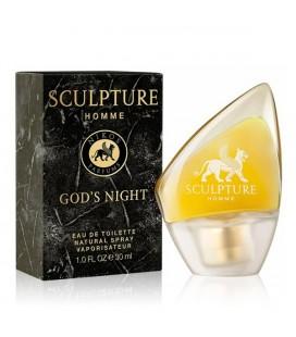 Parfum Homme Sculpture Homme God's Night Nikos EDT