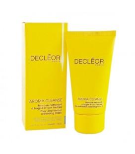 Masque nettoyant et régénérant Aroma Cleanse Decleor