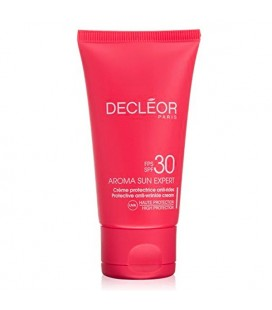 Crème antirides Aroma Sun Expert Decleor
