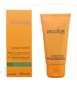 Masque exfoliant2 en 1 Aroma Purete Decleor