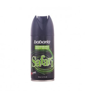 Spray déodorant Men Safari Babaria (150 ml)