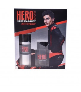 Set de Parfum Homme Hero Sport Extreme Marc Marquez (2 pcs)