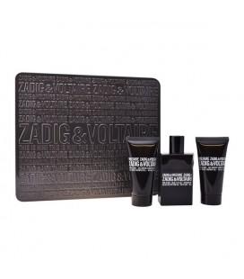 Set de Parfum Homme This Is Him! Zadig & Voltaire (3 pcs)
