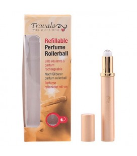 Parfum Unisexe Touch Elegance Travalo Roll-On (4,5 ml) Doré