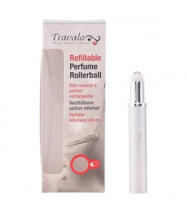 Parfum Unisexe Touch Elegance Travalo Roll-On (4,5 ml) Argenté