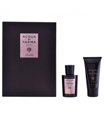 Set de Parfum Homme Colonia Ambra Acqua Di Parma (2 pcs)