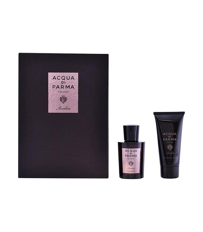 Set De Parfum Homme Colonia Ambra Acqua Di Parma 2 Pcs