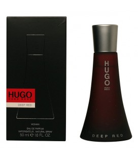 Parfum Femme Deep Red Hugo Boss-boss EDP
