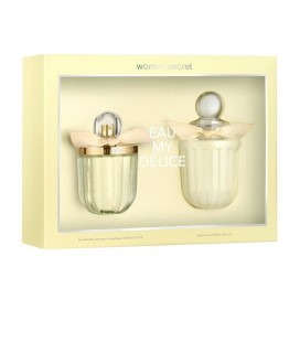 Set de Parfum Femme Eau My Délice Women'Secret (2 pcs)