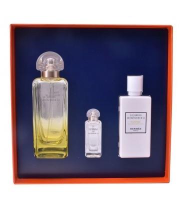 Set de Parfum Unisexe Le Jardin De Monsieur Hermes (3 pcs)