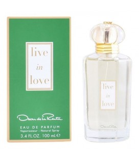 Parfum Femme Live In Love Oscar De La Renta EDP (100 ml)