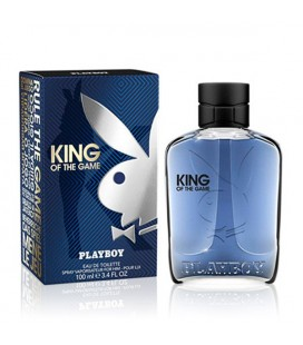 Parfum Homme King Of The Game Playboy EDT (100 ml)