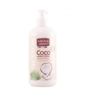 Lotion hydratante Coco Addiction Natural Honey (400 ml)