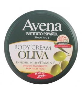 Crème Corporelle à l'Olive Instituto Español (200 ml)