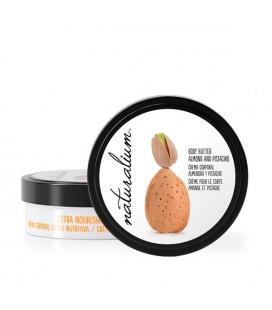 Lotion corporelle Almond & Pistachio Naturalium (200 ml)
