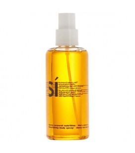 Brume corporelle revitalisante Honey & Almonds Si No Think Cosmetic (250 ml)
