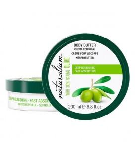 Lotion corporelle Olive Naturalium (200 ml)