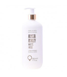 Lotion corporelle White Musk Alyssa Ashley (500 ml)