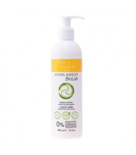 Lotion corporelle Biolab Tiare & Almond Alyssa Ashley (300 ml)