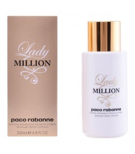 Lotion corporelle Lady Million Paco Rabanne (200 ml)