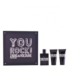 Set de Parfum Homme This Is Him! You Rock! Zadig & Voltaire (3 pcs)