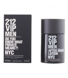 Lotion After Shave 212 Vip Men Carolina Herrera (100 ml)
