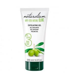 Exfoliant visage Olive Naturalium (200 ml)