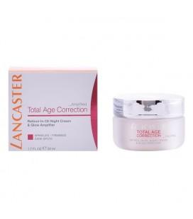 Crème de nuit anti-âge Total Age Correction Lancaster (50 ml)