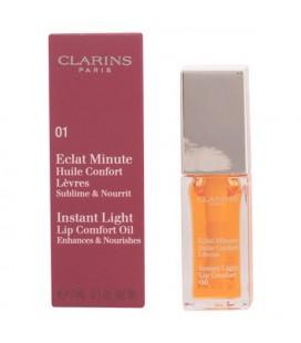 Baume à lèvres hydratant Eclat Minute Clarins