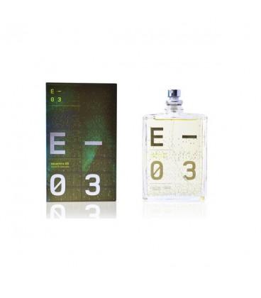 Parfum Unisexe Escentric 03 Escentric Molecules EDT (100 ml)