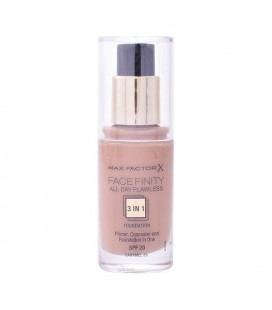 Base de maquillage liquide Face Finity 3 In 1 Max Factor