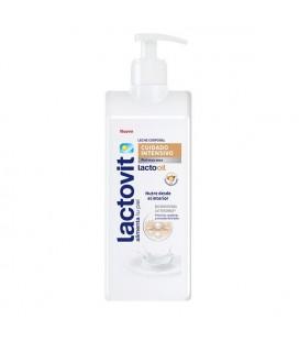 Lait corporel Lacto-oil Lactovit (400 ml)