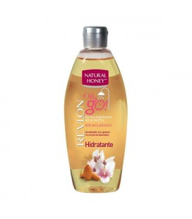 Huile hydratante Oil & Go Natural Honey (300 ml)