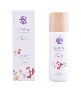 Lotion corporelle Baby Silky Body Naobay (200 ml)