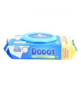 Lingettes imprégnées Dodot (64 pcs)