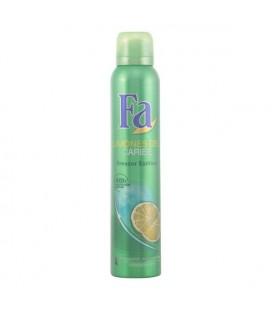 Déodorant en Spray Dermo Citrons des Caraïbes Fa (200 ml)