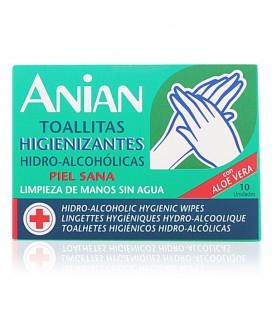Lingettes Désinfectantes Anian (10 pcs)