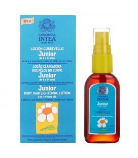 Lotion Couvre Poils Corporel Junior Camomila Intea (50 ml)