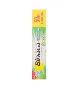 Dentifrice Blanchissant haleine Fraîche Binaca (125 ml)