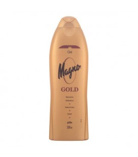 Gel de douche Gold Magno (550 ml)