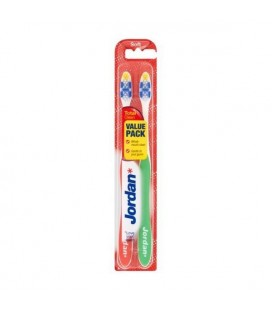 Brosse à Dents Total Clean Soft Jordan (2 uds)