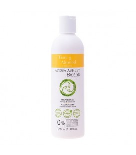 Gel de douche Biolab Tiare & Almond Alyssa Ashley (300 ml)