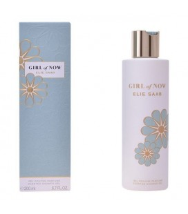 Gel de douche Girl Of Now Elie Saab (200 ml)