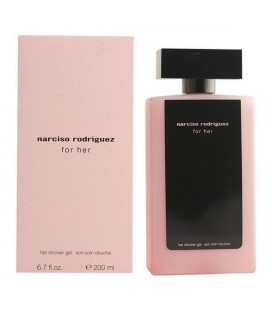 Gel de douche Narciso Rodriguez For Her Narciso Rodriguez (200 ml)