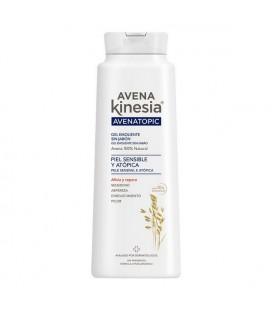 Gel de douche Avena Topic Avena Kinesia (600 ml)