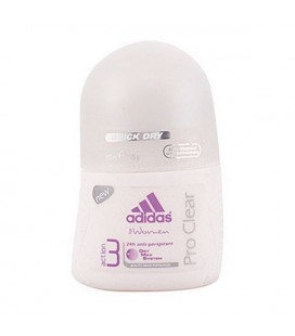 Désodorisant Roll-On Mujer Pro Clear Adidas (50 ml)