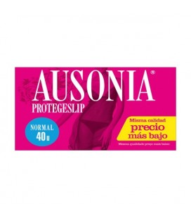 Protège-slip Normal Ausonia (40 uds)